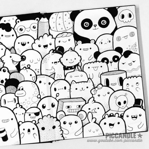 575 best images about doodles drawings on pinterest for Love doodles to draw