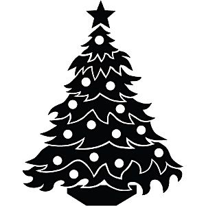 C Xmas 0004 Christmas Tree 1 Free Printables