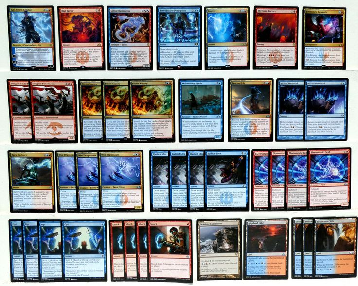 how to make the best magic the gathering deck