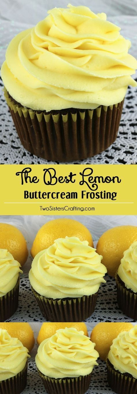 1 tbsp Lemon, zest. 1/4 cup Lemon juice, freshly squeezed. 1 Food coloring, Yellow. 5 cups Powdered sugar. 1 cup Butter.