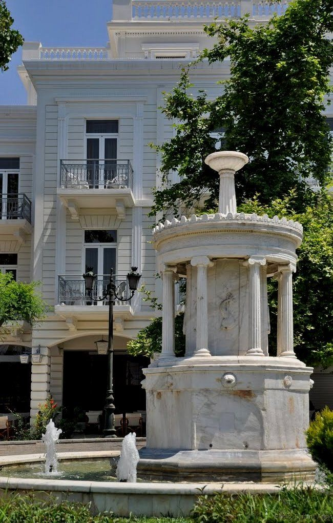 Metaxourgio square ~ Athens, Greece   by cycle way