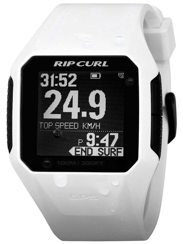 Rip Curl SearchGPS Smart Surf Watch in white A1111. Rip Curl SearchGPS Smart Surf Watch in white A1111. One Size.