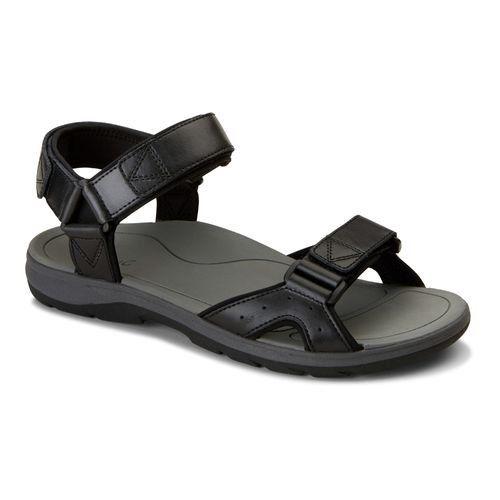 17940470dd8a Vionic Leo Men s Adjustable Strap Orthotic Sandal - Free Shipping   Returns