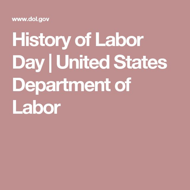 us labor history Labor unions have existed in one form or another in the united states since the birth of the country they were created in an effort to protect the working population from abuses such as .