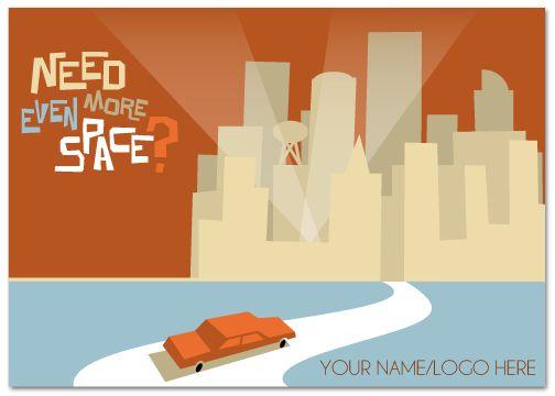 Realtor Prospect Postcard Commercial Real Estate