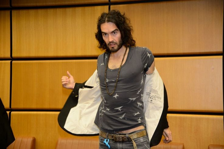 Russell Brand Photos: Russell Brand at the UNODC 57th Commission