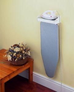 surface mount ironing board | Fold away Ironing boarde