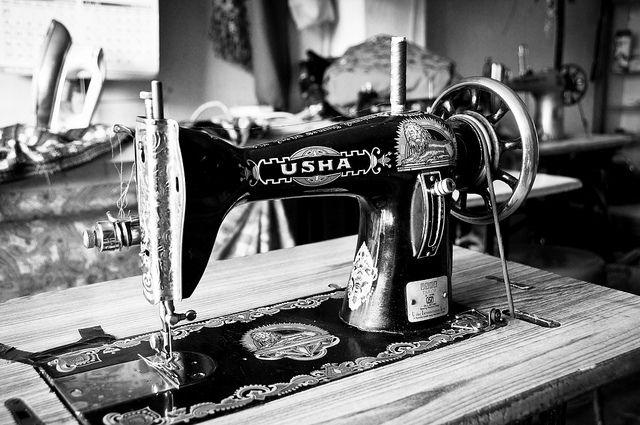 Treddle Sewing Machine - Pokhara, Nepal | Flickr - Photo Sharing!