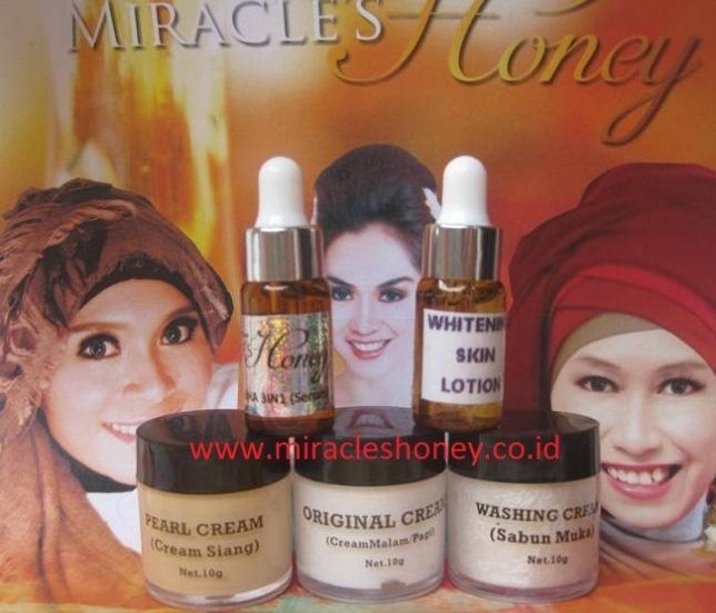 Manfaat Miracle's Honey Platinum Travel Plus Lotion