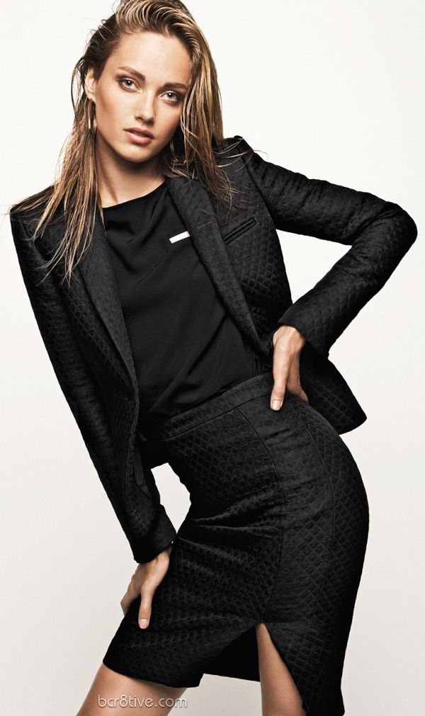 Mango Fall Winter Look Book for 2012-2013, from the Winter Collection Catalog