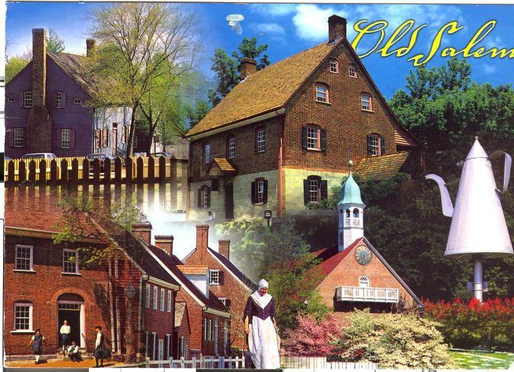 245 best Old Salem images on Pinterest   North carolina, Church ...