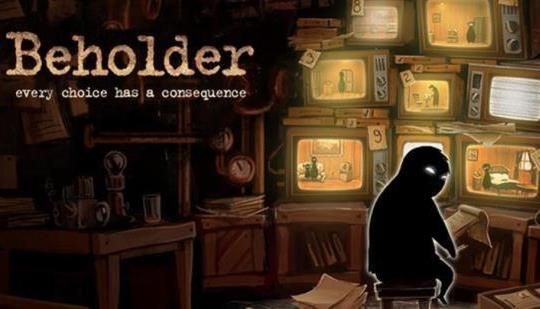 Beholder the totalitarian dystopia simulation game is out now on Steam