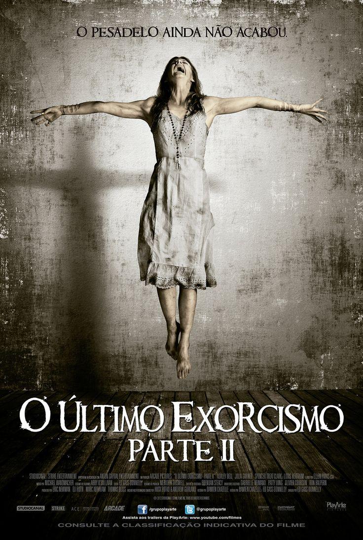 O Ultimo Exorcismo parte 2 Carteles de cine, Cine, El