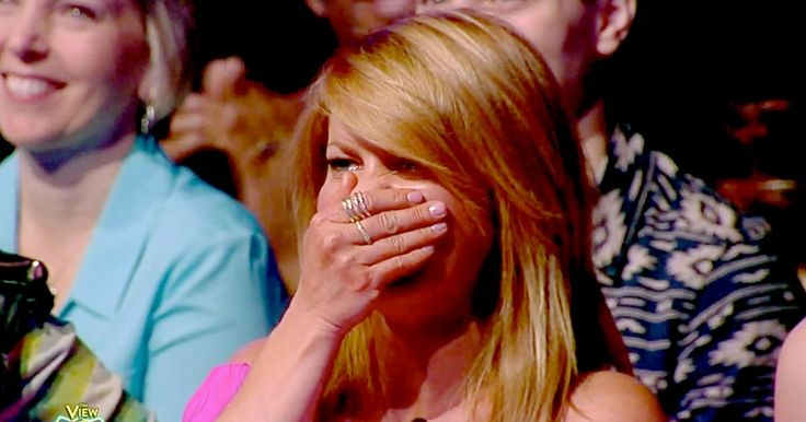 Candace Cameron Bure received surprise after surprise during 'The View' on her 40th birthday — find out what made her cry!