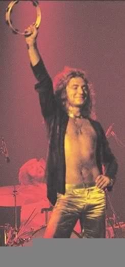 Robert Plant smiling!!! He has the cutest smile ever!!!