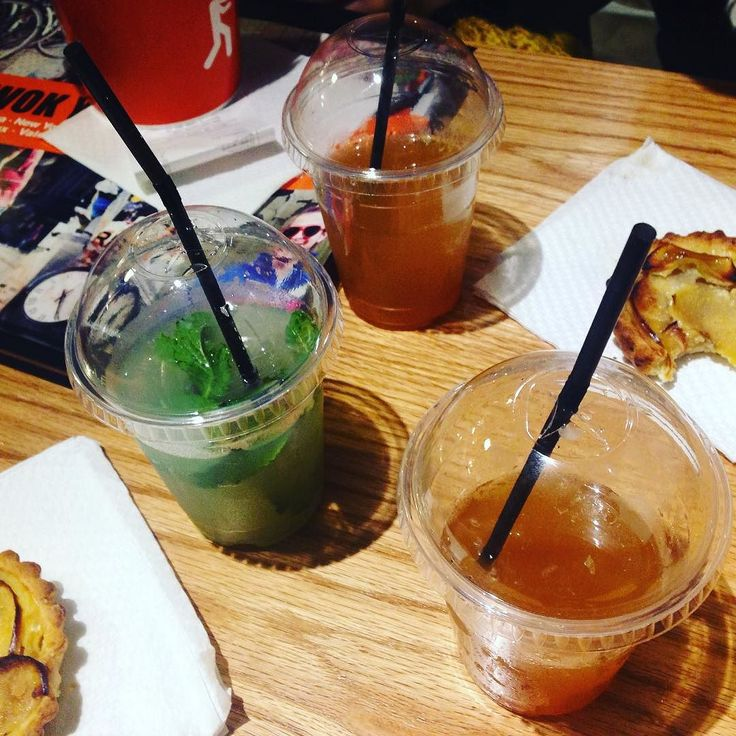 Wok to Walk. Boissons et desserts faits maison. #limonade #icetea #applepie #woktowalk #restaurant #food #foodies #foodlove #instagood #weboma #blogoma by lardoisedesarah