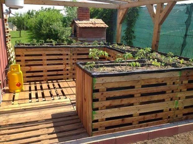 25 εκπληκτικές κατασκευές απο παλέτες για το σπίτι και τον κήπο! | Φτιάξτο μόνος σου - Κατασκευές DIY - Do it yourself