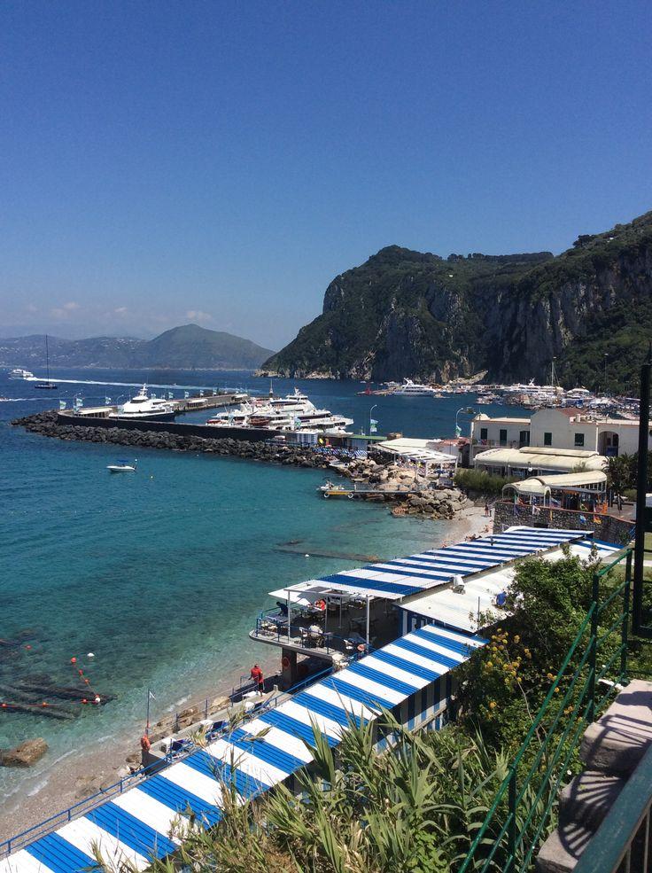 Isla de Capri Italia Europa 2014