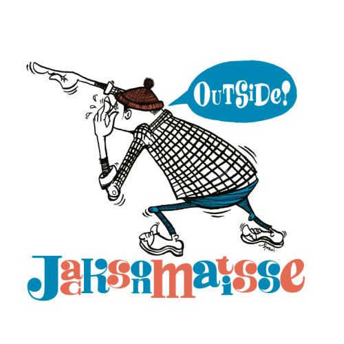 T shirt graphic for Jacson Matisse