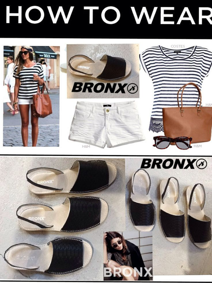 How to wear ! Bronx Shoes