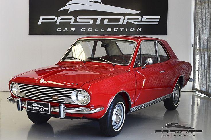 Ford Corcel  1969 . Pastore Car Collection              Ford Corcel 1969/1969! Veículo muito raro nessa combinação de cores! Impecável! Motor 1.3 (1289cm³), 4 clindros, carburador SOLEX, com potência de 68 CV a 5200 rpm e torque de 9,5 kgfm a 3200 rpm Até 1968 a Ford Brasil, que havia adquirido há pouco a Willys-Overland do Brasil, fabricava aqui um sedã de grande porte, o luxuoso Galaxie 500 de origem norte-americana, os picapes F100 e caminhões médios e grandes. Não tinha ainda nenhum…