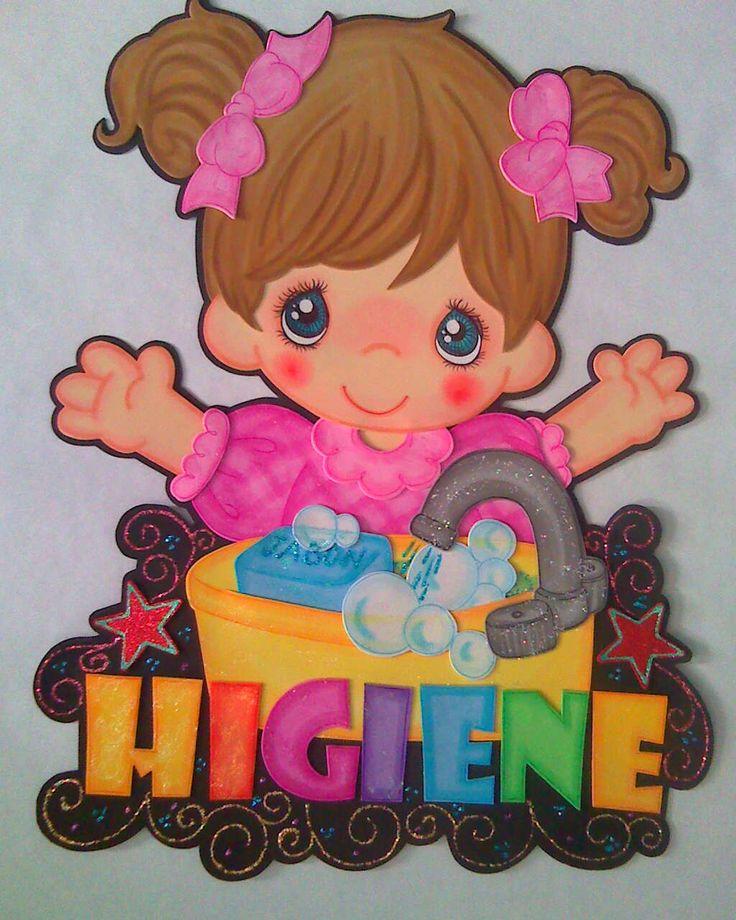 Letrero de Higiene para aula de lactantes | Fomiart