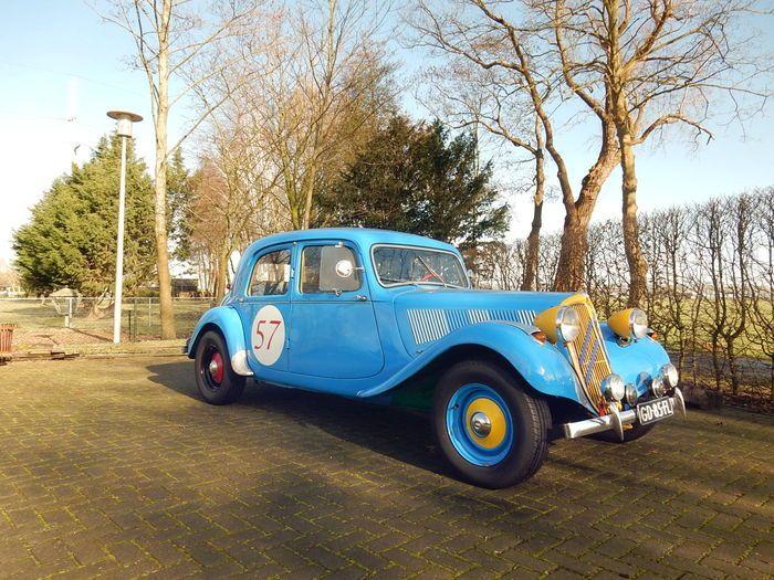 Citroen - Traction Avant - 1956