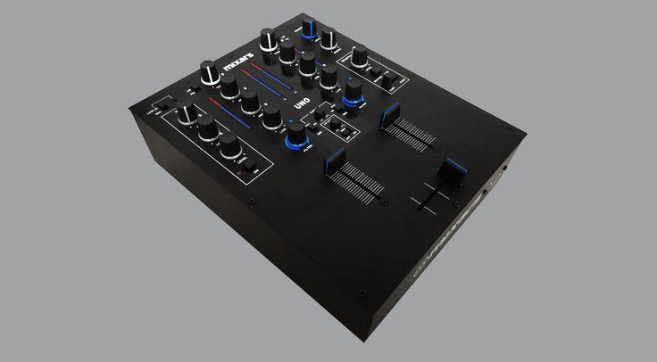 DJ-Gear Hersteller Mixars bringt mit dem Battlemixer Uno das Gegenstück zum Serato Mischpult Mixars Duo raus. Viel geblieben ist außer der Namensanlehnung allerdings nicht.