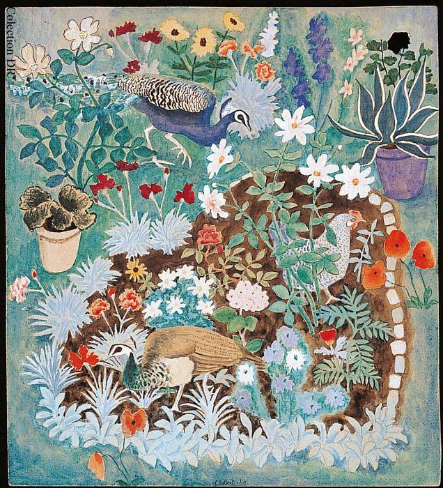Dom Robert (1907-1997), un grand nom de la tapisserie d'Aubusson :