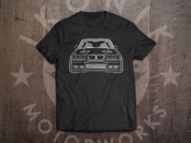 Ikonik Motorworks modified E36T-Shirt #bmw #e36 #m50 #m52 #s50 #s52 #325i #m3 #mpower Amazon -> https://www.amazon.com/dp/B072N4N53B