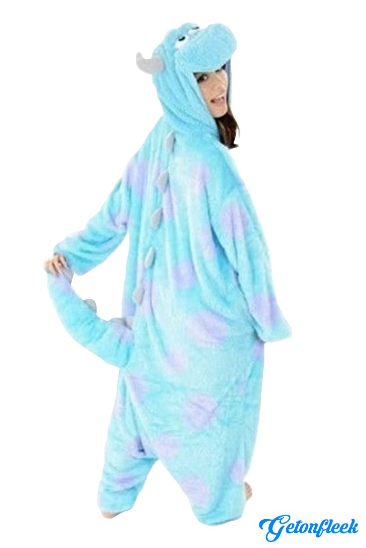 Sully Adult Onesie - Shop our entire collection of adult onesies! http://getonfleek.com