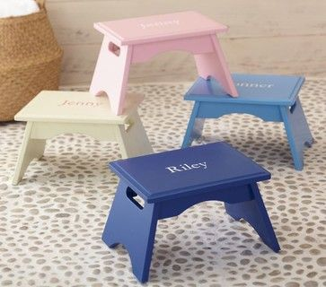 Step Stool, One Step contemporary kids products