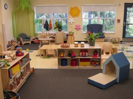 Ideas For Babies Room Childcare