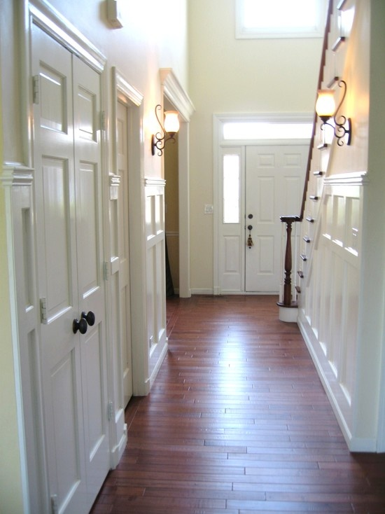 Pinterest the world s catalog of ideas for Examples of wainscoting