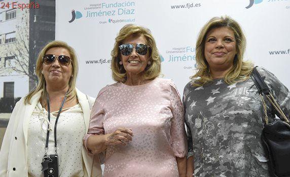 Carmen Borrego S.L., responsable del éxito de Terelu y María Teresa Campos
