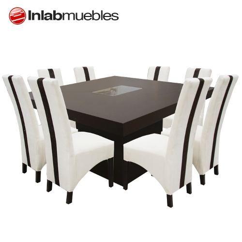 comedor 8 sillas inlab mesa antecomedor mueles nuevo