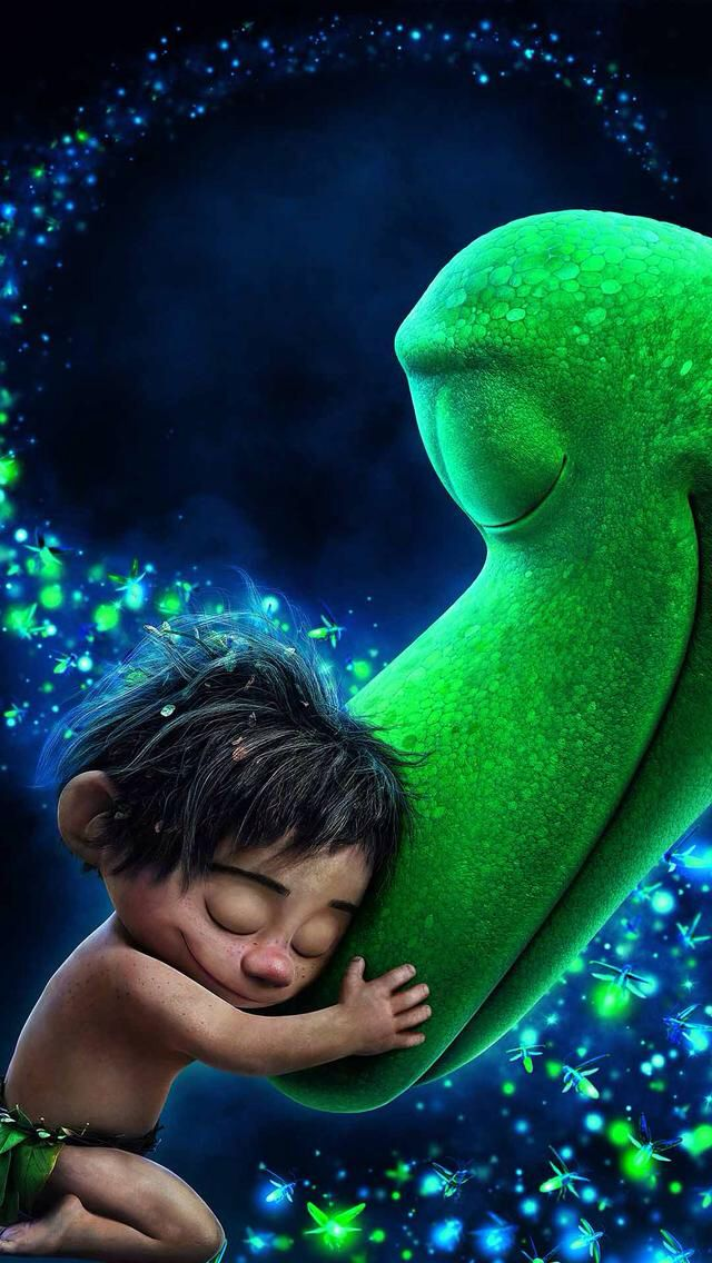 The Good Dinosaur. Loved this movie so much!!! And just like every Pixar film....I cried!
