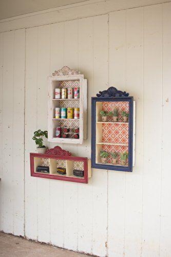 Wooden Shadow Box Shelf - Red Kalalou https://smile.amazon.com/dp/B018VVC4D0/ref=cm_sw_r_pi_dp_x_V7.Szb1PVAGEV