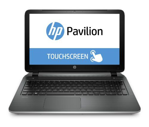 HP 15-p020us 15.6-Inch Laptop Touchscreen Laptop with Beats Audio (Natural Silver) HP http://www.amazon.com