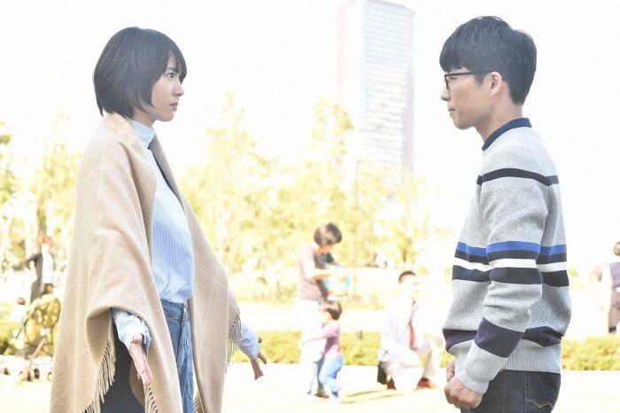 新垣結衣、星野源「逃げるは恥だが役に立つ」第5話・場面カット(C)TBS