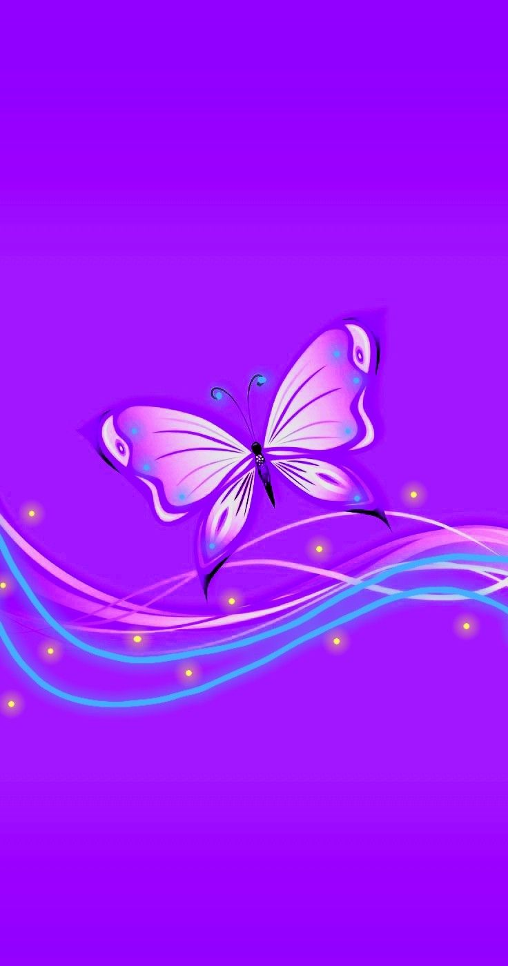 Pin By Angie Rooker On Purple Purple Wallpaper Phone Butterfly Wallpaper Purple Wallpaper