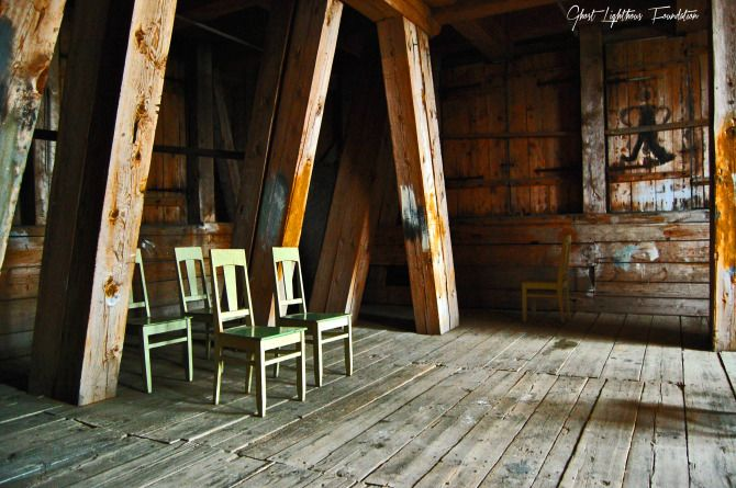 Wooden Church Tower #Church #Wood #Tower #Chairs #Finland