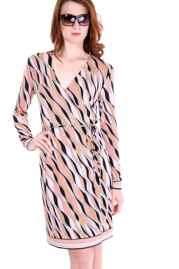 SHOP THE LOOK > #manzetti #mymanzetti #michaelkors #elegant #classy #dress #woman #fashion #style #shoponline #rome