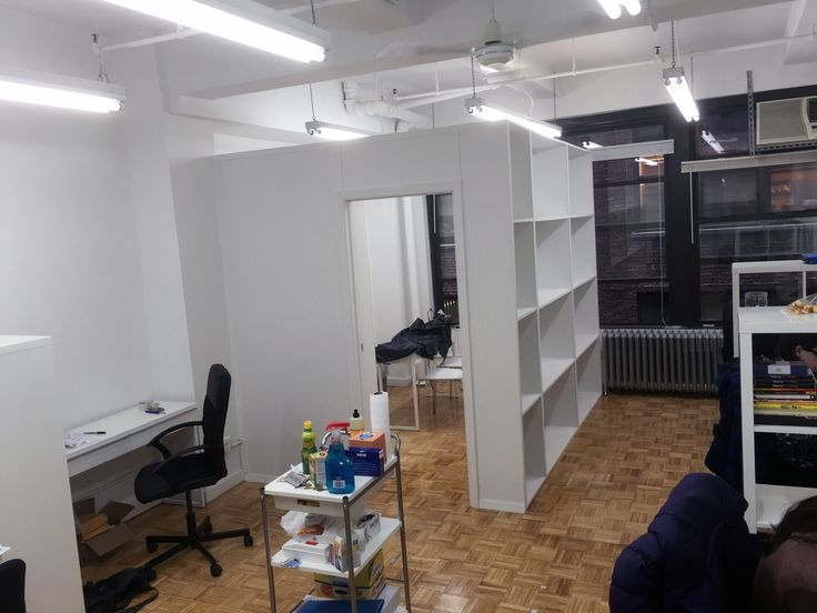 Custom #bookcasewalls #nyc #officeroomdividers #officeroompartiions Call us  for a free quote (. Room Divider ... - 16 Best Images About Temporary Walls & Room Dividers On Pinterest