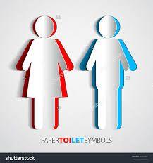 17 best images about restroom pictogram on pinterest toilets sign