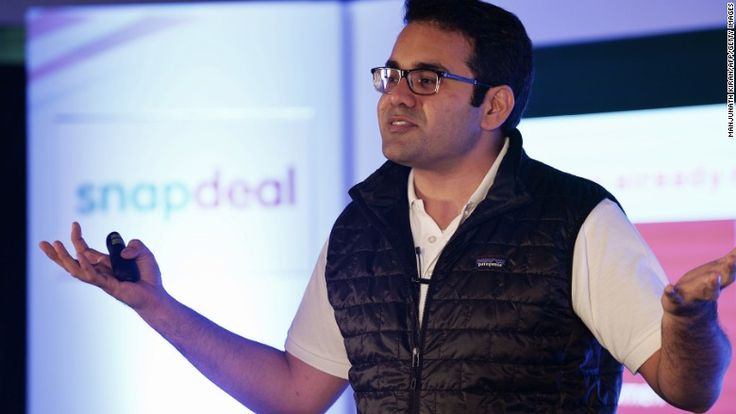 Kunal Bahl was denied an H-1B visa. Now he competes with Amazon