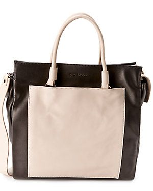 "Charles Jourdan ""Forrest"" Leather Tote"