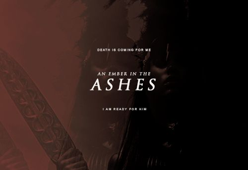 An Ember in the Ashes by Sabaa Tahir https://www.goodreads.com/book/show/20560137-an-ember-in-the-ashes