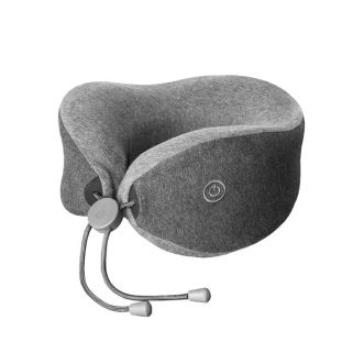 Xiaomi Multi-function Soft and Comfortable U-shaped Massage Neck Pillow Double Interior Bedsit Pillow