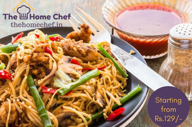 #TastyThursday - Get your tasty #ChickenChineseCombo from www.thehomechef.in #YummFood #TheHomeChefIndia #OrderFoodOnline #Foodies #EnjoyThursday